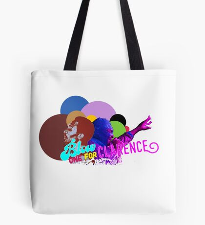 Blow One for Clarence - Pt 1 Tote Bag