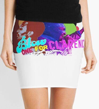 Blow One for Clarence - Pt 1 Mini Skirt