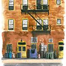 Lee Street Alley by Anthony Billings