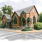 Church Street Church by Anthony Billings