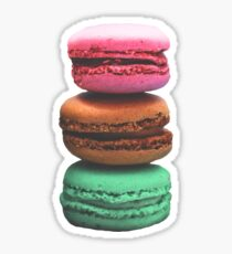 Macaroons! Sticker