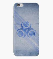 Legend of Zelda - Nayru's Pearl Weathered iPhone Case