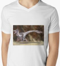 Velociraptor Reconstruction T-Shirt