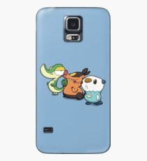 Number 495, 498 & 501! Case/Skin for Samsung Galaxy