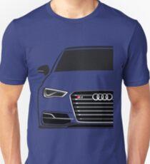Audi S3 Half Cut T-Shirt