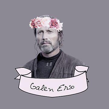 Galen Erso by antigravity