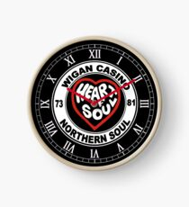 Northern Soul Wigan casino Clock
