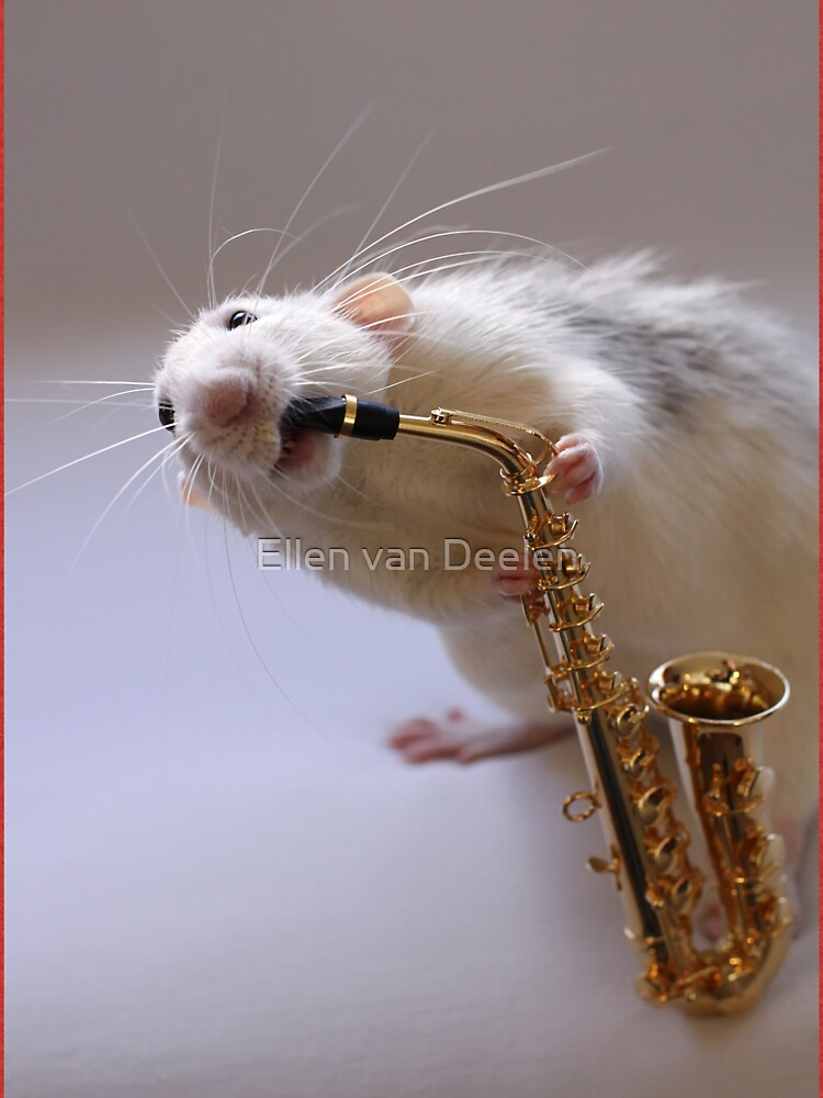 My new Saxophone! by Ellen