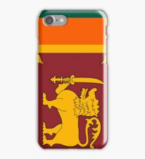 Sri Lanka iPhone Case/Skin