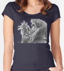 Orang Utan Women's Fitted Scoop T-Shirt