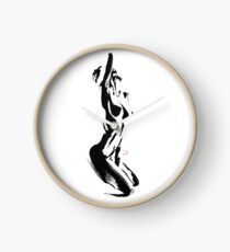 nude liner Clock