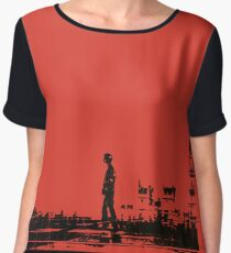 28 days later Chiffon Top