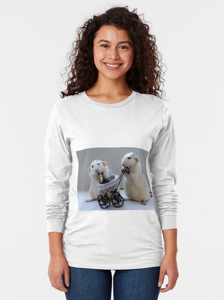 Alternate view of A nice day out! Long Sleeve T-Shirt