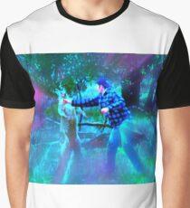 Man Punching Kangaroo |MERCH| Graphic T-Shirt
