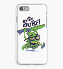 California Surfing Bud iPhone Case/Skin