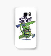 California Surfing Bud Samsung Galaxy Case/Skin