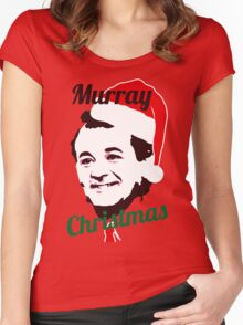 Murray Christmas Women's Fitted Scoop T-Shirt