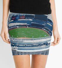 Yankee Stadium From Above Mini Skirt