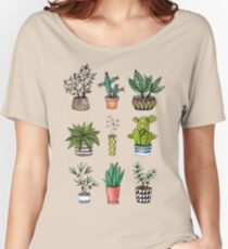home plants Women's Relaxed Fit T-Shirt