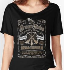 The Three Broomsticks Inn & Tavern Women's Relaxed Fit T-Shirt