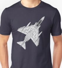 F4 Phantom Fighter Aircraft T-Shirt