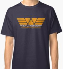 WEYLAND CORP - Building Better Worlds Classic T-Shirt