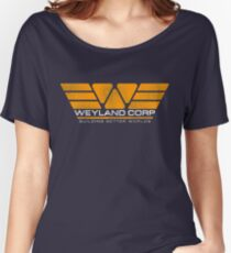 WEYLAND CORP - Building Better Worlds Women's Relaxed Fit T-Shirt