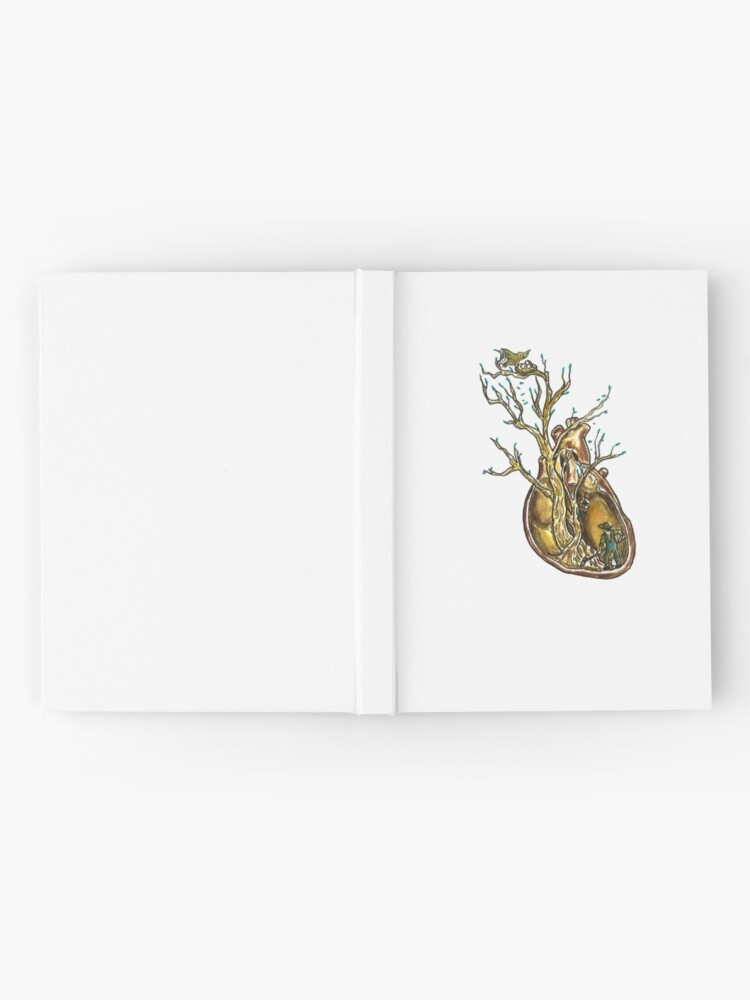 Vista alternativa de Cuaderno de tapa dura Love Roots