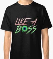 Like a Boss (Jacksepticeye) Classic T-Shirt