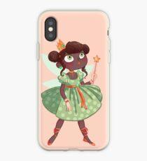 La petite fée verte iPhone Case