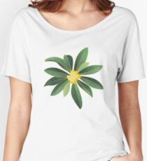Loquat medlar tree in Autumn I Women's Relaxed Fit T-Shirt