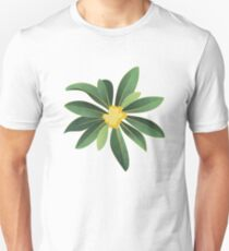Loquat medlar tree in Autumn I Unisex T-Shirt