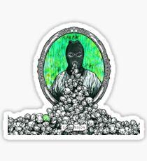 MALAA Diamonds Sticker