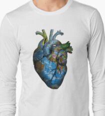 Corazón Errante Camiseta de manga larga