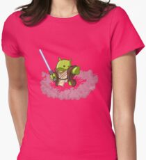 Jedi Droid Womens Fitted T-Shirt