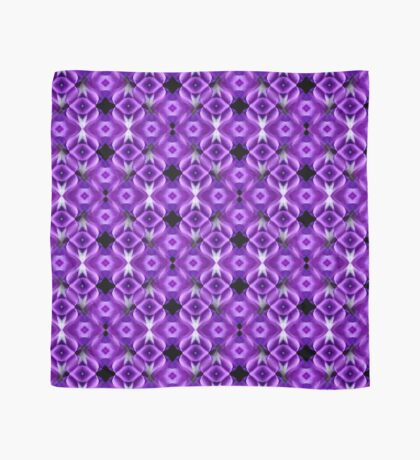 Purple Passion Abstract Pattern Scarf