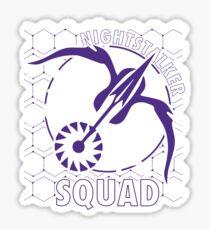Nightstalker Squad Graphic Sticker