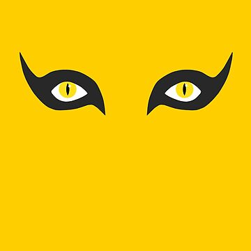Nightman Eyes by joeredbubble