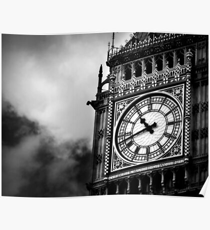 Big Ben [Print & iPad Case] Poster