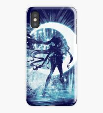 moon storm iPhone Case/Skin