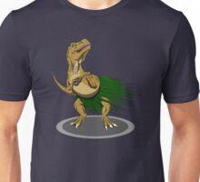 T-Rex Ukulele Unisex T-Shirt