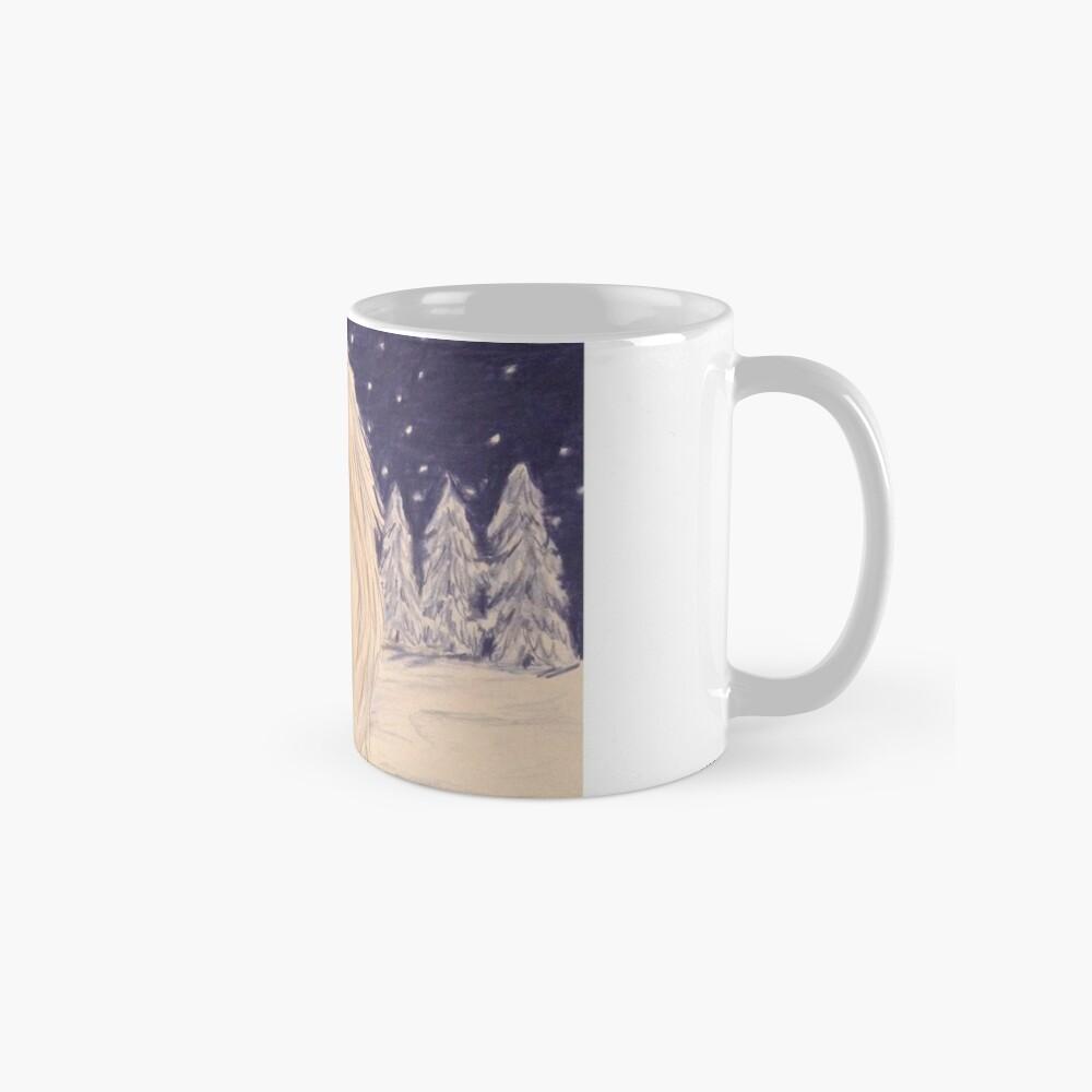 Winter Einhorn Tassen