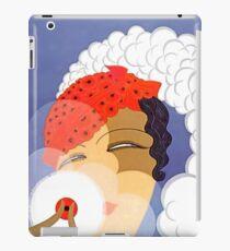 "Art Deco Cover by Erte ""Powder Puff"" iPad Case/Skin"