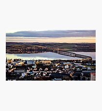 Dundee Law Photographic Print