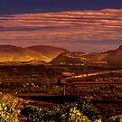 Iron Ore Mine, Mt Whaleback, Newman by JuliaKHarwood