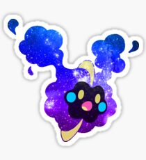 Cosmog Galaxy Sticker