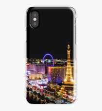 Las Vegas at Night iPhone Case