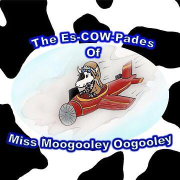A-MOO-lia Earhart! (Moogooley Oogooley is at it again!) by ScribeScarlett