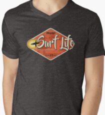 Surf Life V-Neck T-Shirt