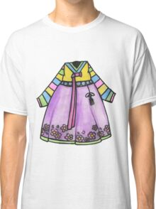 Hanbok - Korean Traditional Dress Classic T-Shirt